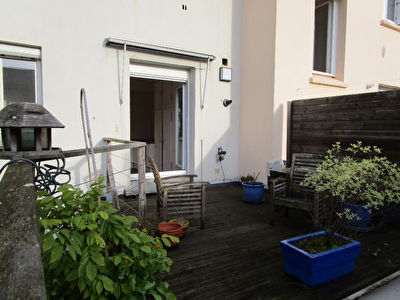 BREST-Triangle d'Or-Appartement avec Terrasse-