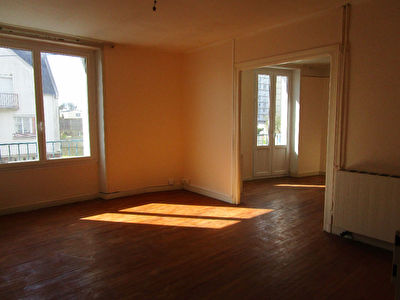 BREST- Kerbonne-Appartement de Type 4-79.90 m2
