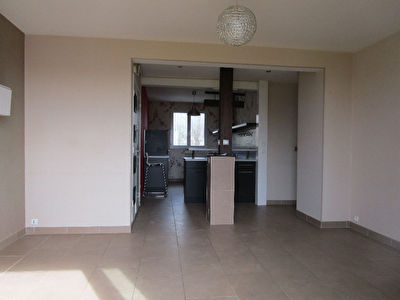 BREST-Rive gauche-Appartement +garage, de Type 3