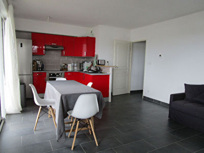 Rare!BREST-Centre ville- Résidence de Standing-Appartement  de Type 3+parking-