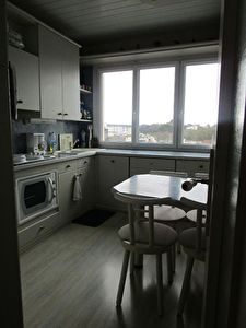 BREST-Rive Gauche-Appartement de Type 4+parking- 70 m²