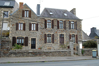 Maison + appartements Plestin Les Greves 350 m2