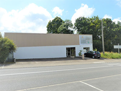 Local professionnel  -  MORLAIX 290 m2
